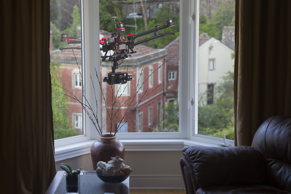 Is Your Neighbor Watching You? What Drones May Mean For Asheville Homeowners