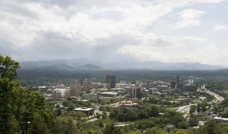 Downtown Asheville Condo Living