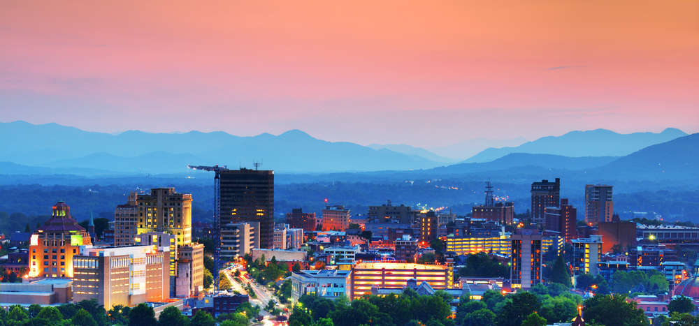 Finding Your True North Living In Asheville